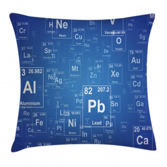 Tv Show Theme Chemistry Pillow Cover