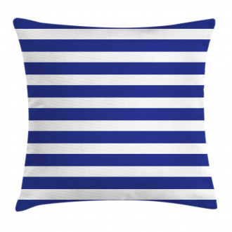 Navy Nautical Marine Pillow Cover