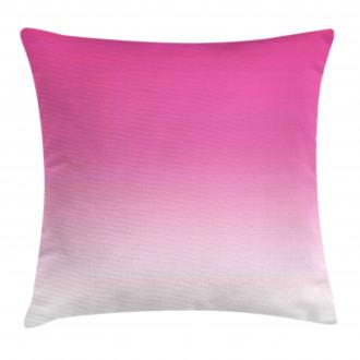 Digital Hot Pink Design Pillow Cover