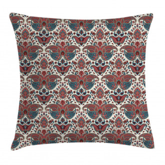 Oriental Ethnic Persian Pillow Cover