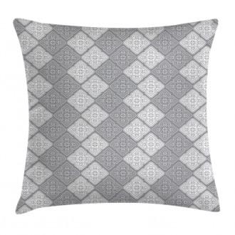Victorian Oriental Retro Pillow Cover