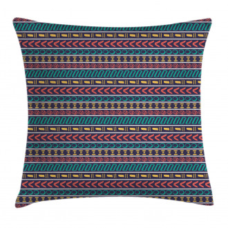 Native American Style Pillow Cover