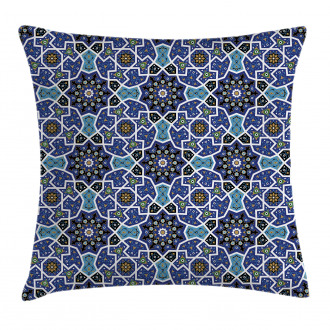 Persian Gypsy Design Pillow Cover