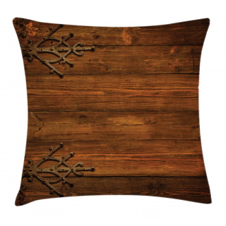 Gothic Style Ornaments Pillow Cover