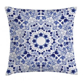 Ethnic Oriental Boho Pillow Cover