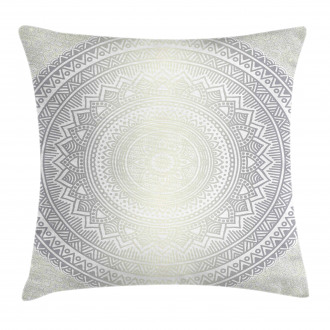 Boho Ombre Retro Pillow Cover