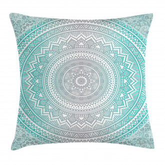 Tribe Mandala Zen Pillow Cover