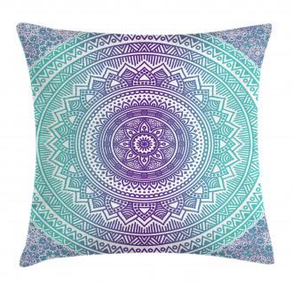 Hippie Mandala Pillow Cover