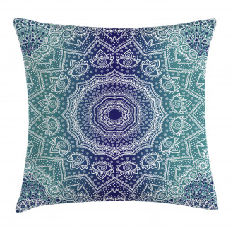 Ombre Tribe Pillow Cover