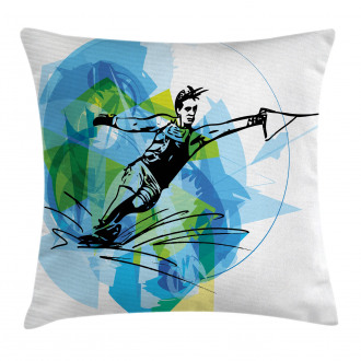 Exotic Sealife Hobby Pillow Cover