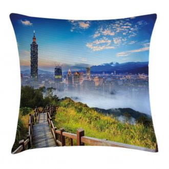 City Cosmopolitan Life Pillow Cover