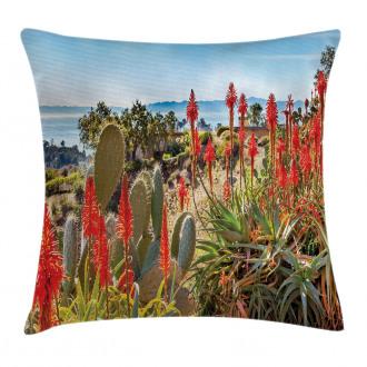 Desert Mountain Photo Pillow Cover
