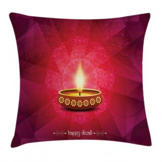 Festive Celebration Tribal Pillow Cover