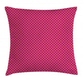 Feminine Nostalgic Design Pillow Cover