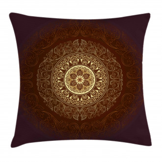 Asia Spiritiual Culture Pillow Cover