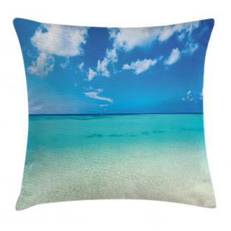 Ocean Dreamy Sea Beach Pillow Cover