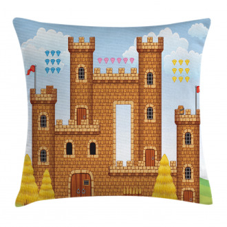 Castle Leisure Hobby Pillow Cover