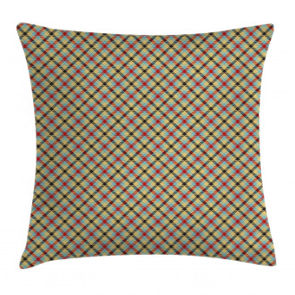 Classical Stripes Pillow Cover