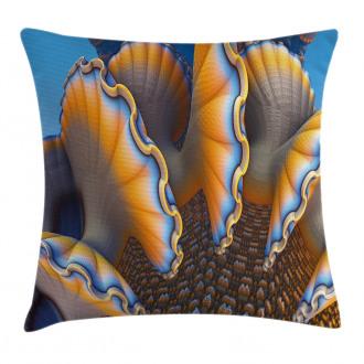 Shells in Sea Ocean Pillow Cover