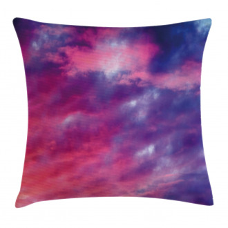 Magical Cloudy Sunset Pillow Cover