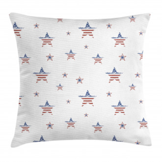 Scattered Stars Pillow Cover