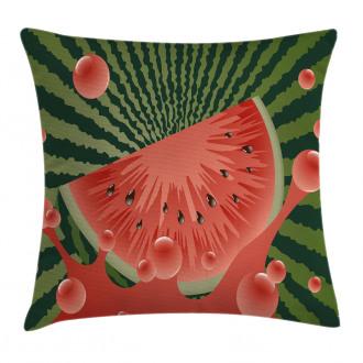 Vegetarian Garden Health Pillow Cover