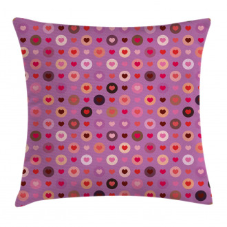 Valentine Romance Love Pillow Cover