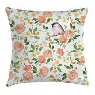 Flower Petals Blossoms Pillow Cover