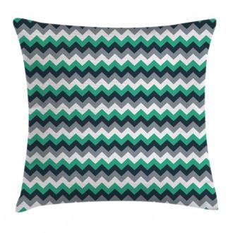 Symmetric Arrows Stripe Pillow Cover