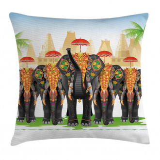 Traditional Ritual Pillow Cover