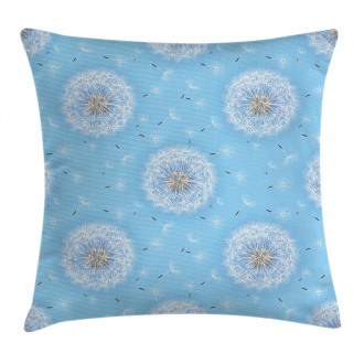 Spring Romantic Design Pillow Cover