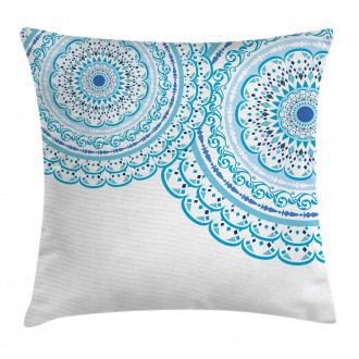 Wedding Invitation Lace Pillow Cover