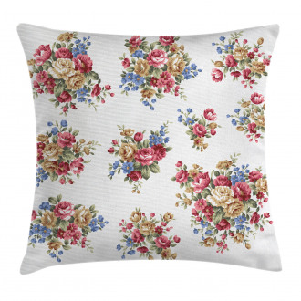 Romance Love Wedding Pillow Cover