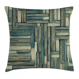 Old Vintage Classic Deck Pillow Cover