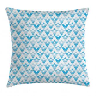 Geometric Shape Triangle Pillow Cover