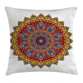 Asian Hippie Bohem Pillow Cover