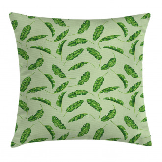 Oceanic Climate Palms Pillow Cover