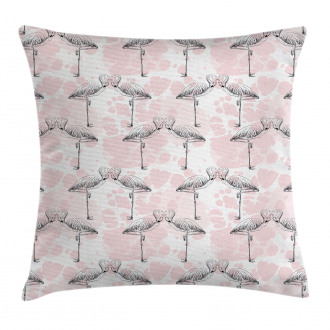 Hearts Love Valentines Pillow Cover