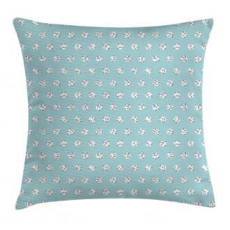 Inner Polka Dots Pillow Cover