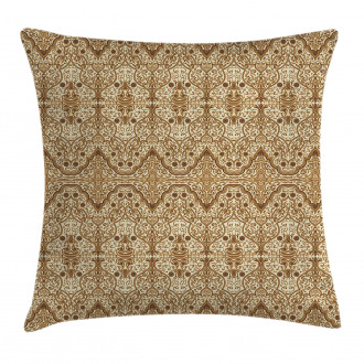 Middle Eastern Arabic Pillow Cover