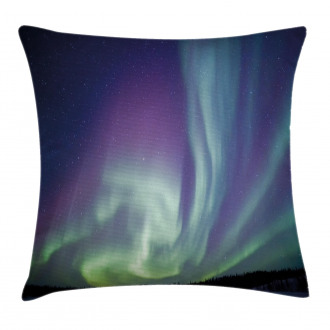 Solar Sky Stars Pillow Cover