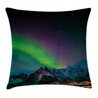 Sky Rocky Hill Wild Pillow Cover