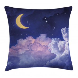 Stars in the Night Cosmic Pillow Cover