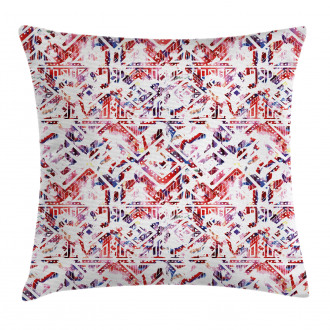 Ethnic and Tribe Motifs Pillow Cover