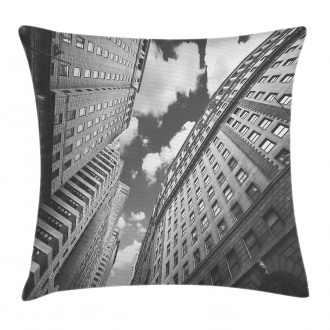 Sky in Manhattan Pillow Cover