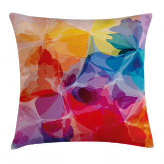 Abstract Creative Watercolor Pillow Cover