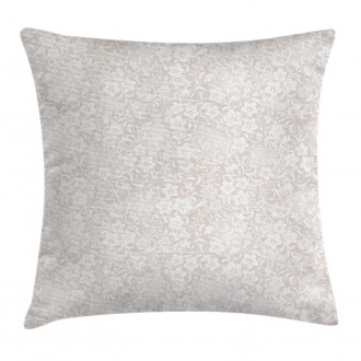 Spring Blossoms Field Pillow Cover