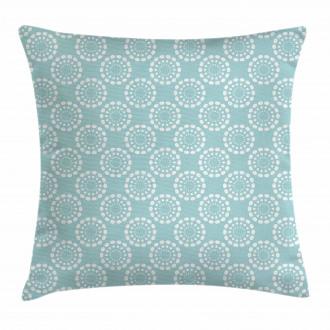 Vintage Sun Flower Pillow Cover