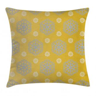 Bohemic Flowers Pillow Cover