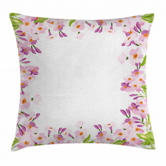 Spring Blossoms Pillow Cover